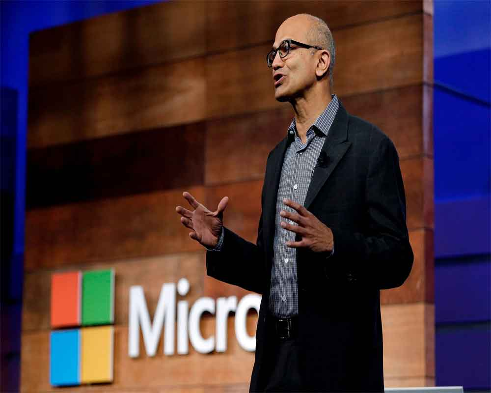 Microsoft CEO Nadella to visit India on Feb 24