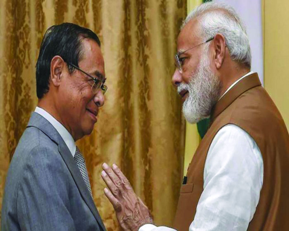 Much ado about Gogoi