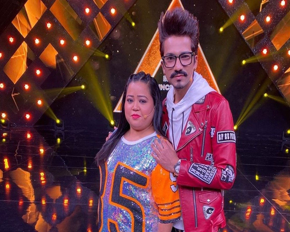 NCB arrests comedienne Bharti Singh, husband being quizzed
