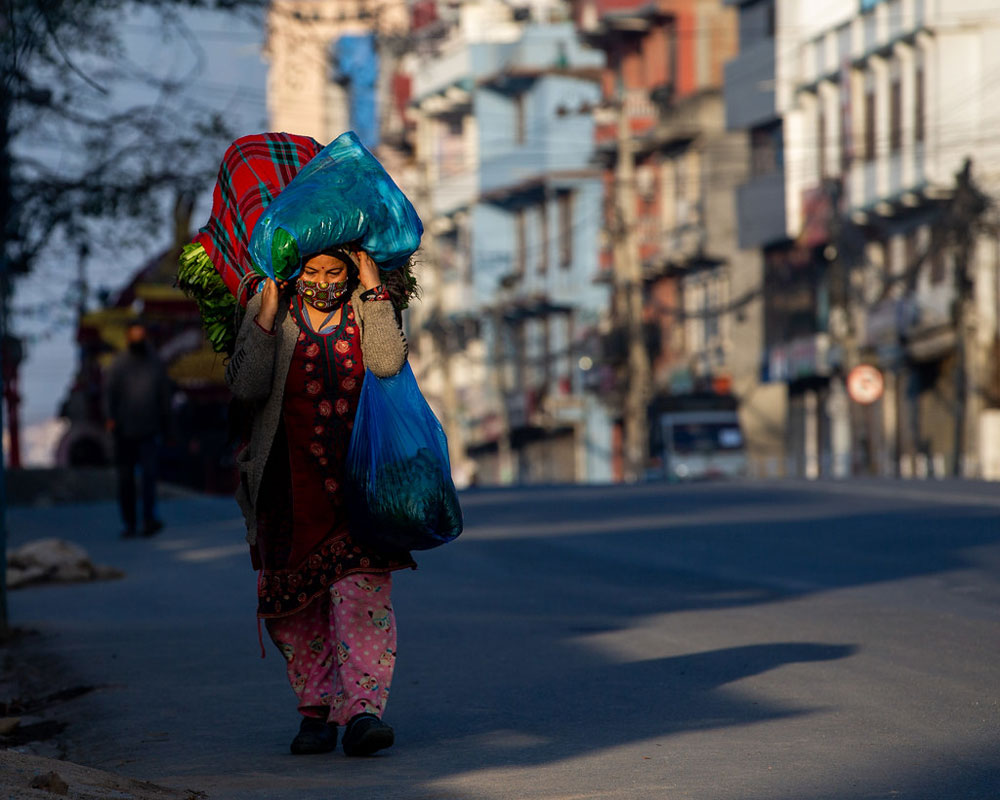 Nepal reports 30 new coronavirus cases; total infections at 487