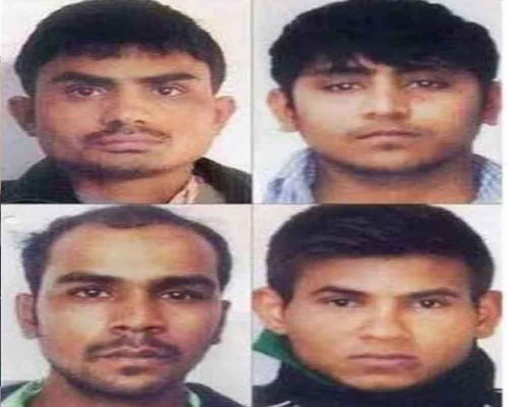 Nirbhaya gangrape case: Dummy execution of four convicts performed in Tihar