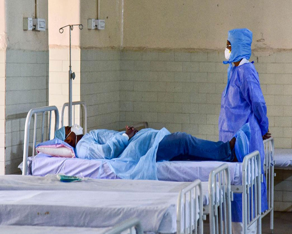 Odisha's COVID-19 tally rises to 33,479 with record 1,602 new cases, death toll mounts to 187