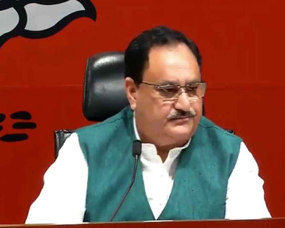 Oppn parties have become subservient to families: Nadda