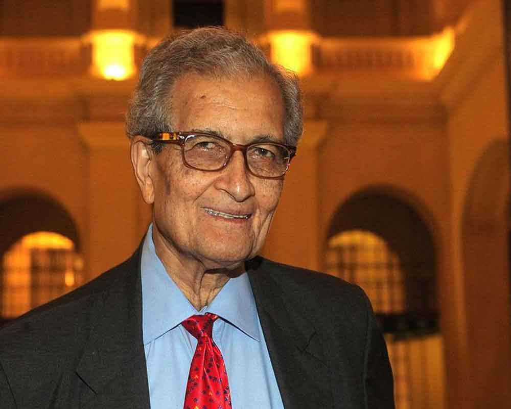 Opposition unity important for protests: Amartya Sen