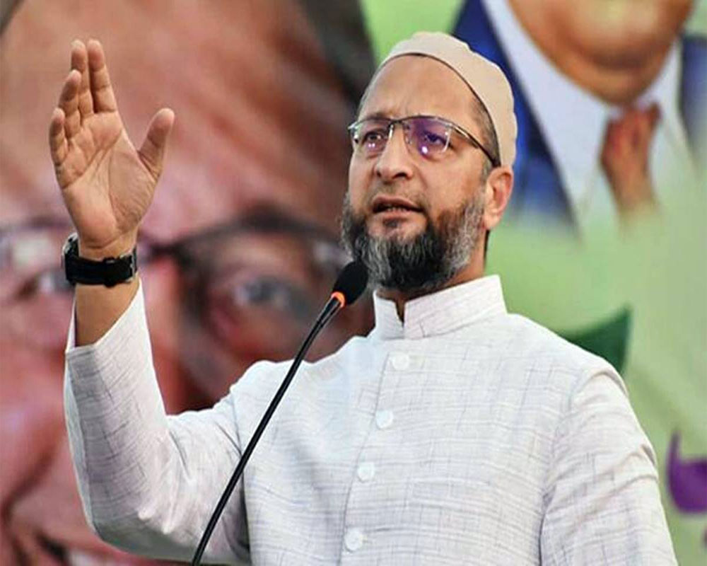 Ordinances against religious conversions in BJP ruled states violate Constitution: Owaisi