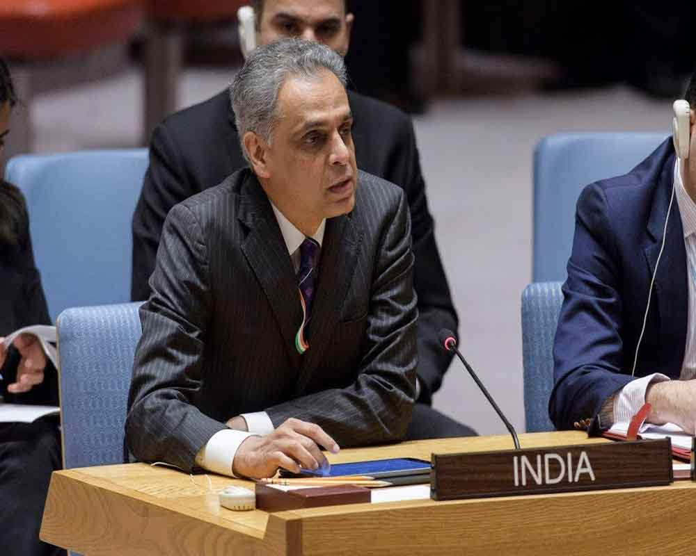 Pakistan epitomises 'dark arts', no takers for its 'malware': India at UNSC