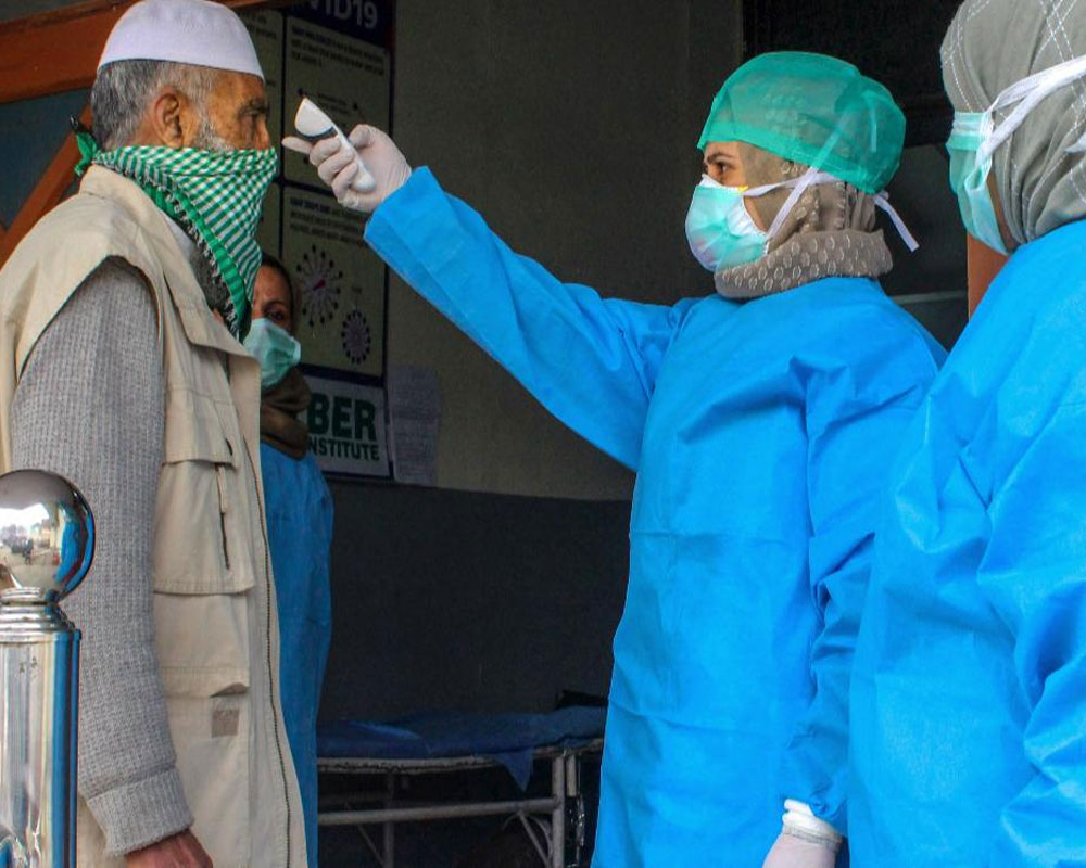 Pakistan's COVID-19 cases go past 50,000 with record 2,603 new patients