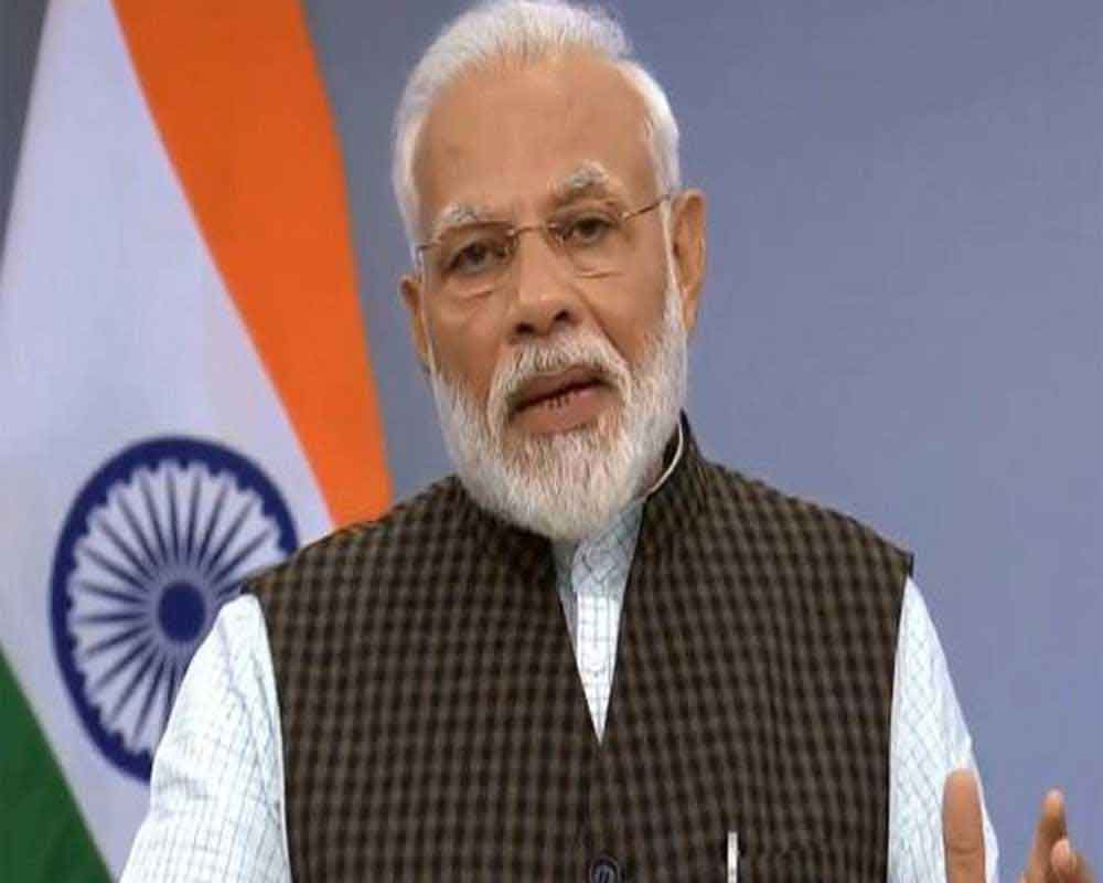 PM hails Didi for Amphan relief, grants Rs 1K crore; Odisha Rs 500 cr