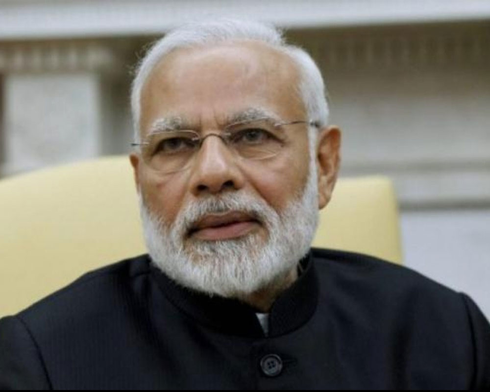 PM Modi congratulates Lee Hsien Loong for winning Singapore polls