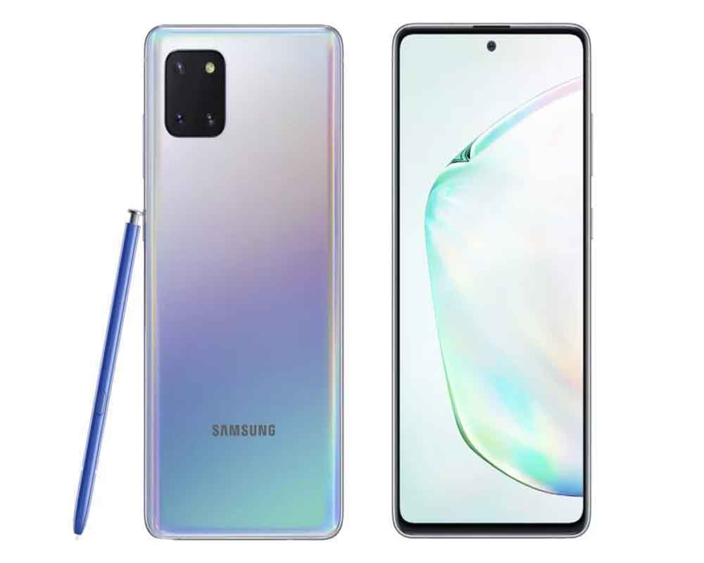 Pre-book Galaxy Note10 Lite next week, 6GB to cost Rs 39,900