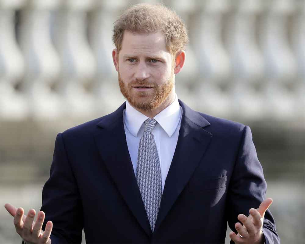Prince Harry expresses 'great sadness' after being stripped of royal title