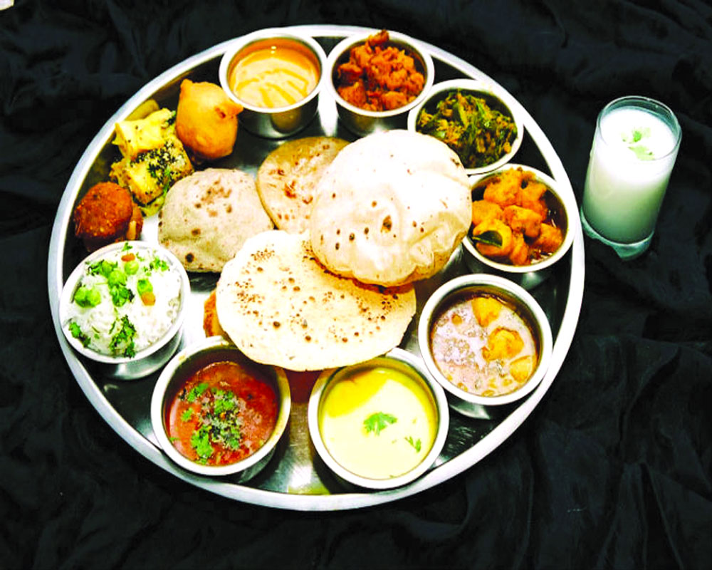 Put that on your thali