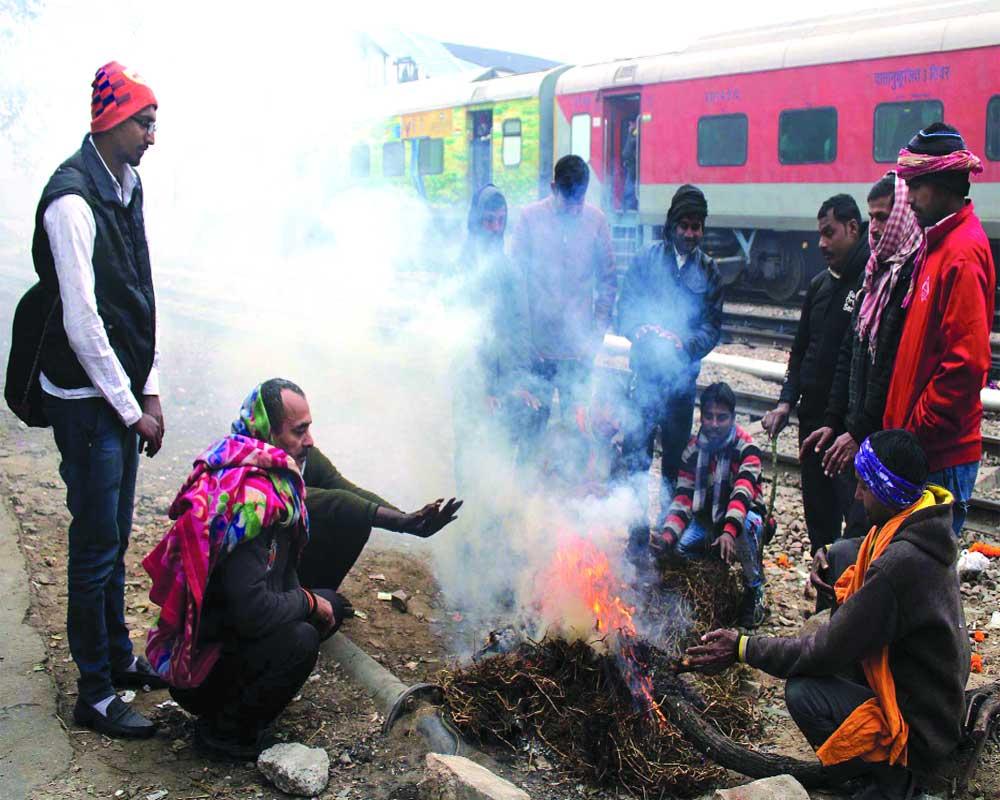 Rain, snow likely to chill north-west India again