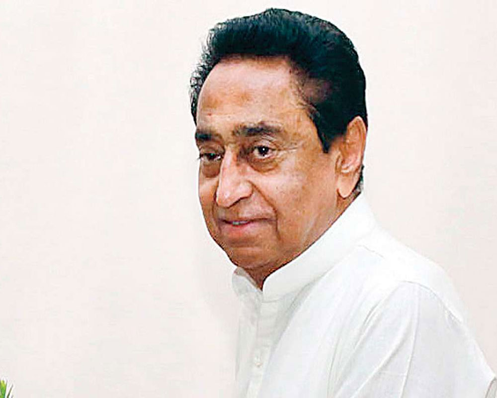 Ram temple is coming up with consent of all: Kamal Nath