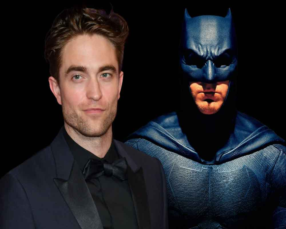 Robert Pattinson makes first appearance as Batman in new video