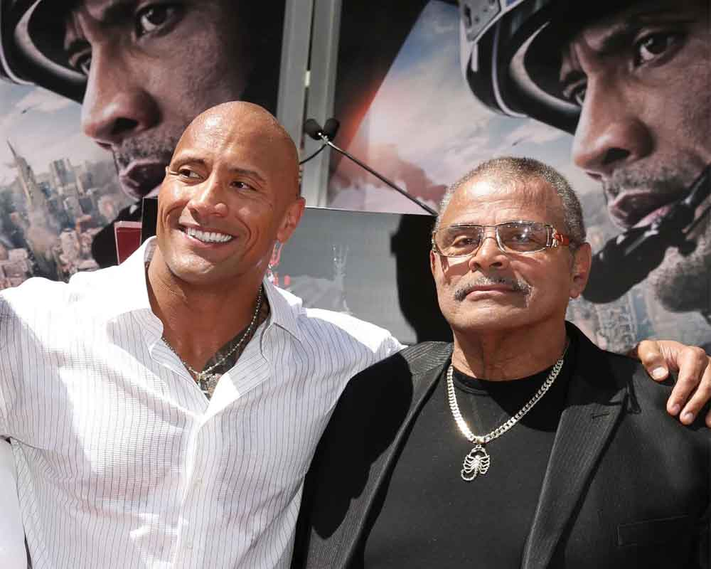 Rocky Johnson, famous wrestler and father of Dwayne Jonhson, dies at 75