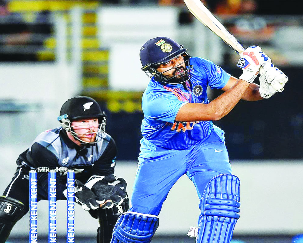 Rohit, Virat's absence will leave big hole: Smith
