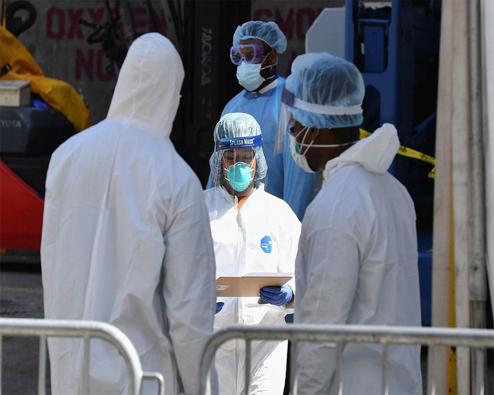 Russia reports highest spike in daily virus death toll