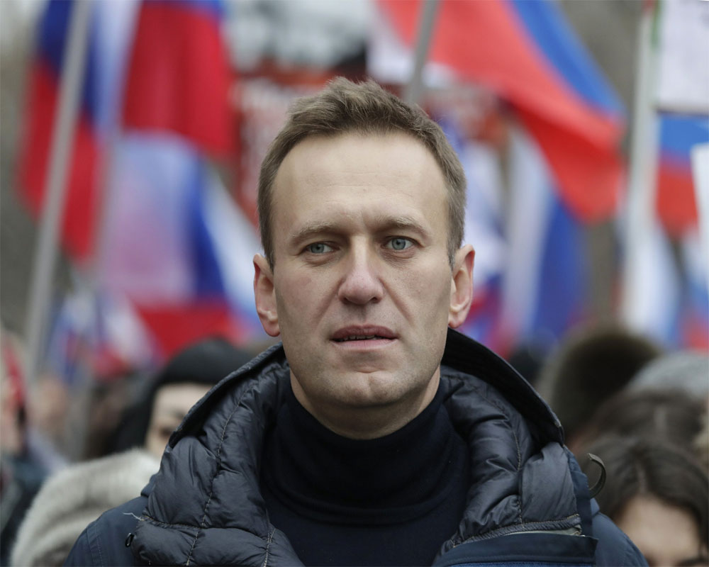 Russian dissident Navalny recovering faster than expected