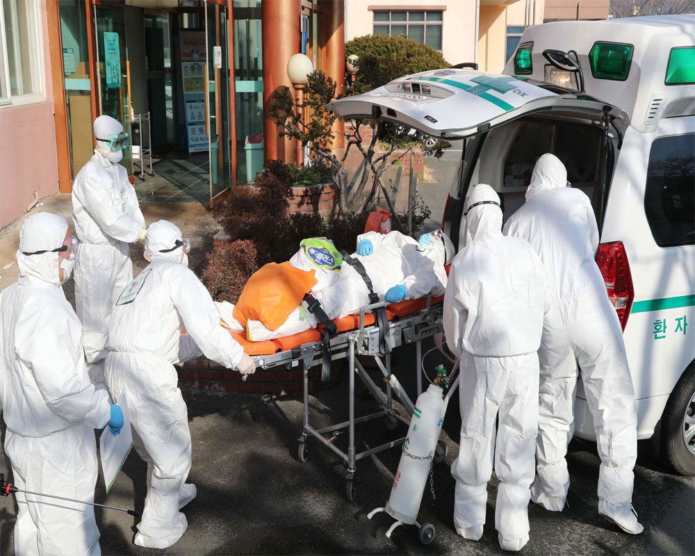 S Korea fears infections getting out of control