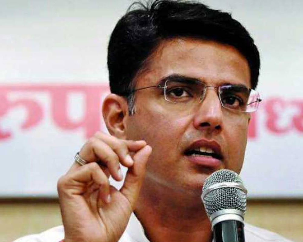 Sachin Pilot says he is not joining BJP
