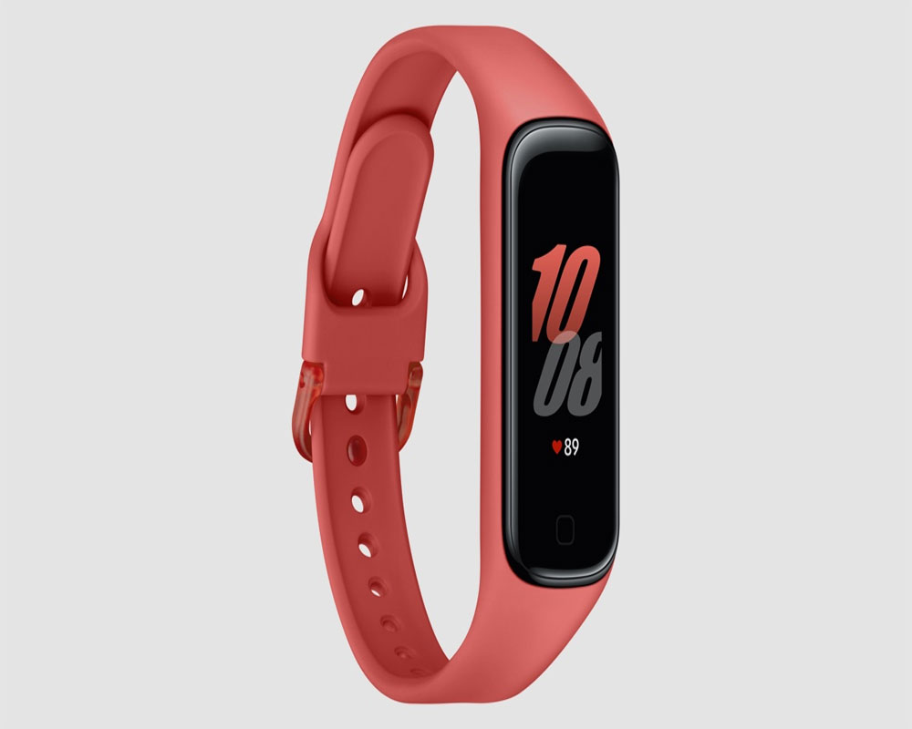 Samsung launches Galaxy Fit2 fitness tracker in India