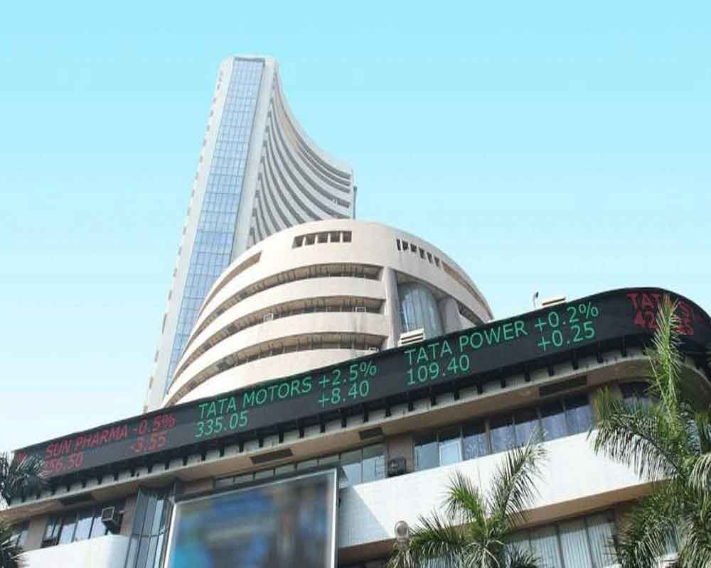 Sensex, Nifty scale fresh lifetime peaks for 2nd straight session