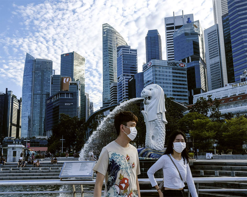 Singapore reports 249 new coronavirus cases, mostly foreign workers