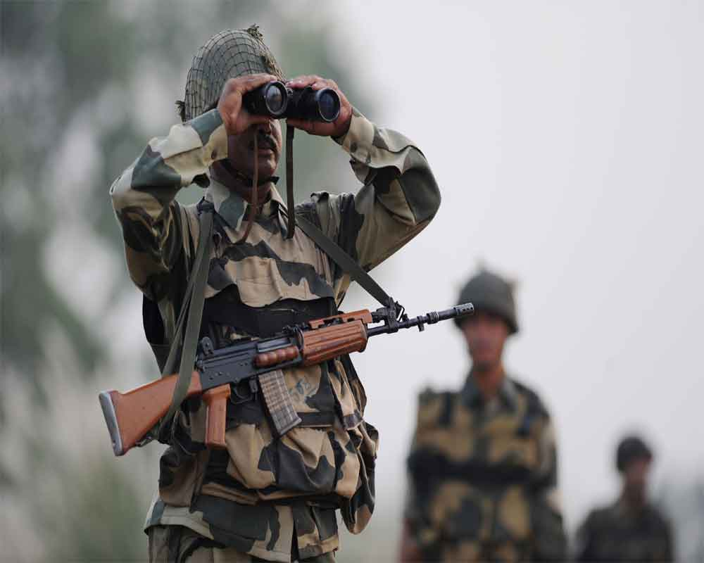 Substantial increase in outflow of B'deshi migrants post CAA  Enactment: BSF