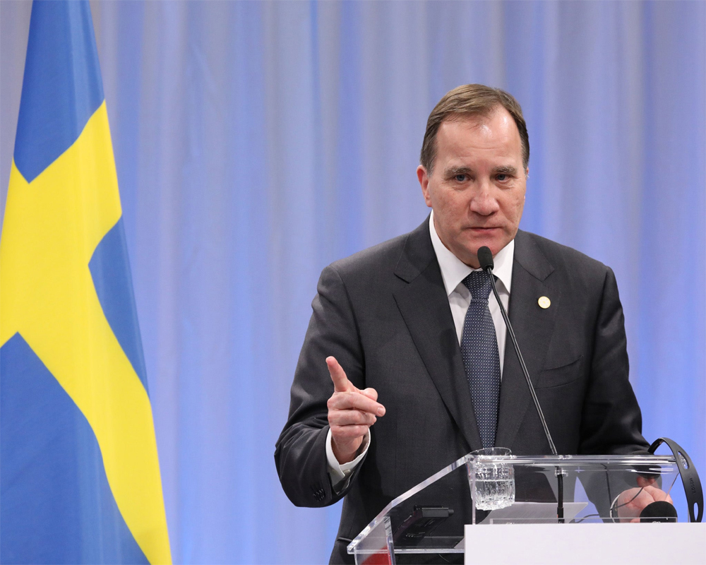 Swedish PM self-isolates as nation sees rising virus cases