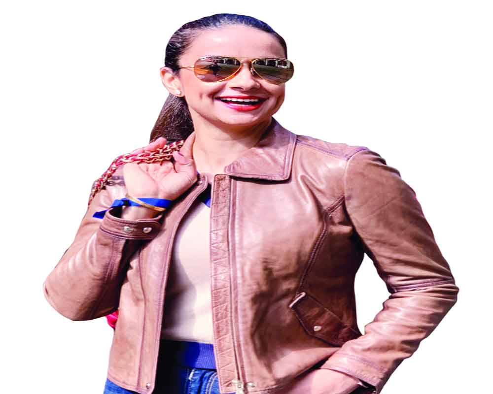 Talktime | 'I'll never compromise on individuality'