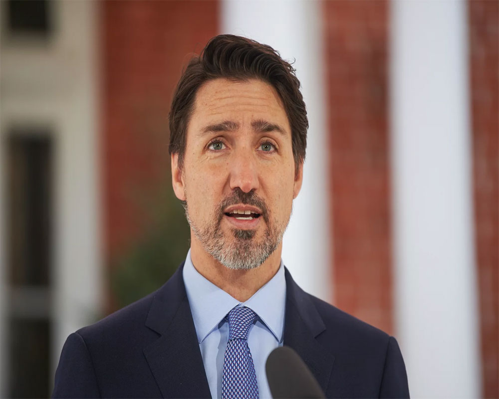Trudeau urges parliament to pass COVID-19 bill quickly
