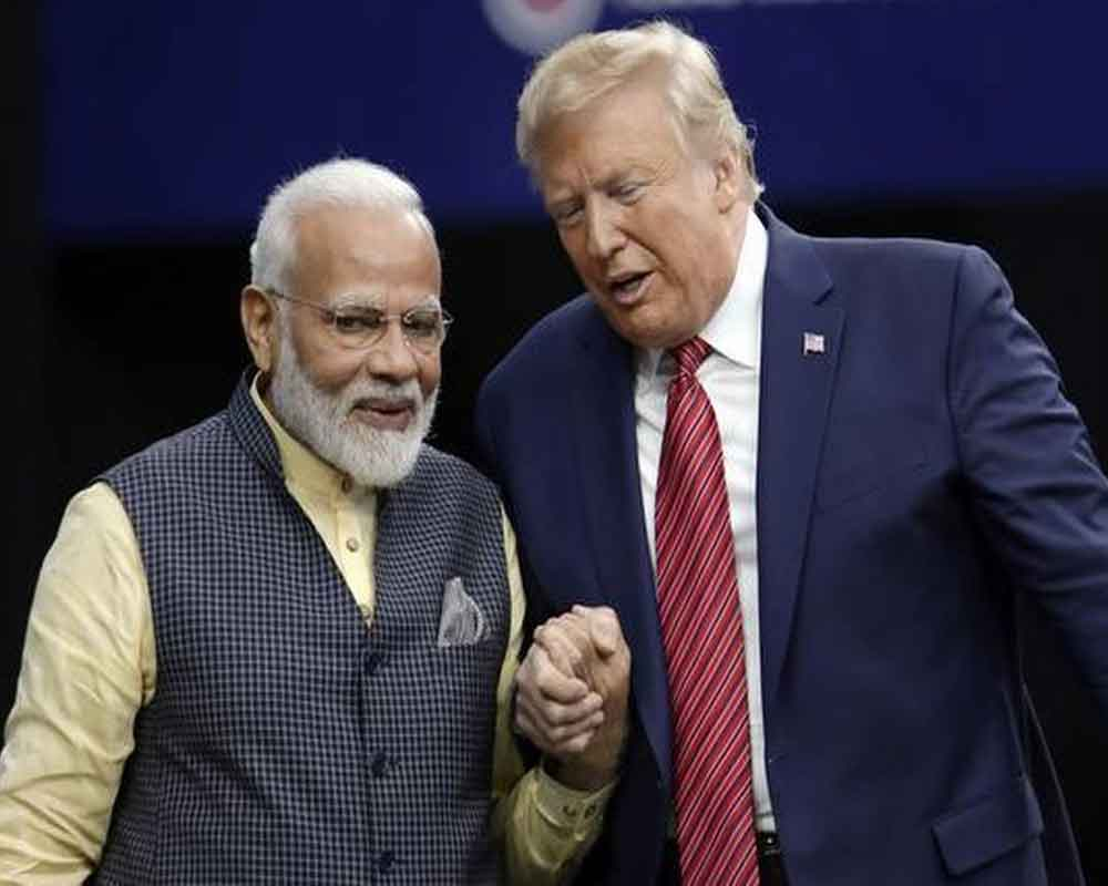 Trump, Modi to outline ambitious vision for next chapter of Indo-US ties: Wells