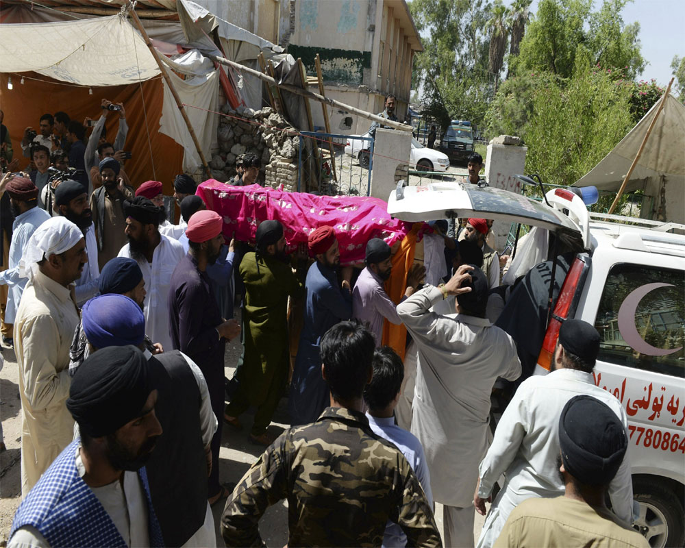 UN condemns terrorist attack on Sikhs in Afghanistan