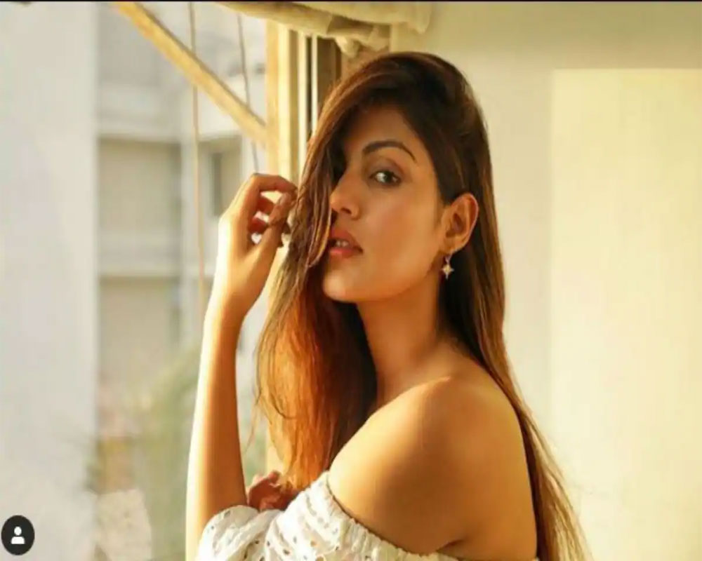 Unable to locate Rhea Chakraborty, says Bihar DGP