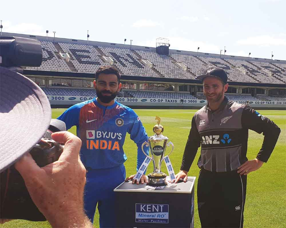 Upbeat India take on injury-struck Kiwis as build-up to T20 World Cup continues