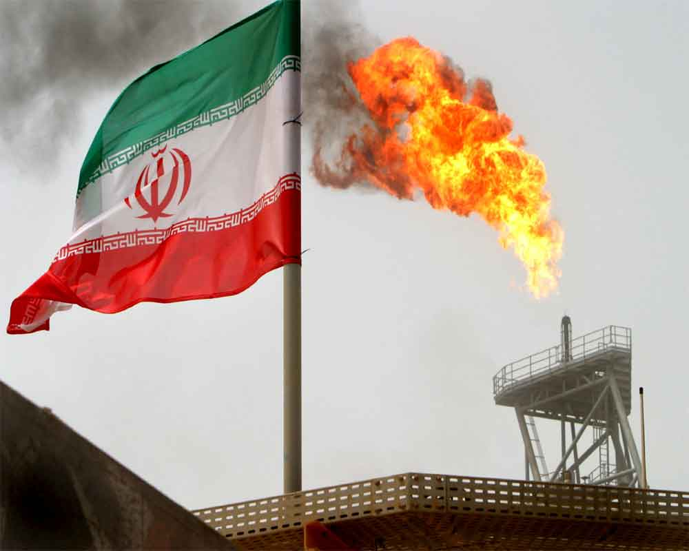 US sanctions 4 petro firms tied to Iran's Quds Force