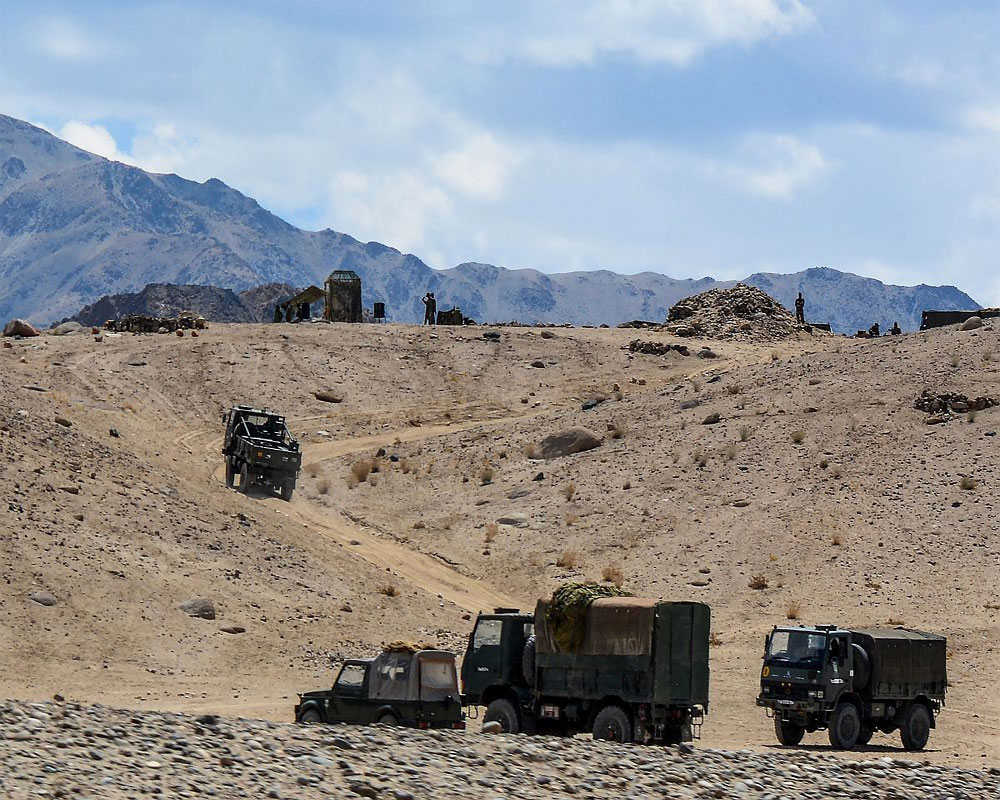 Withdrawal of Chinese troops in Gogra and Hot Springs complete: Sources