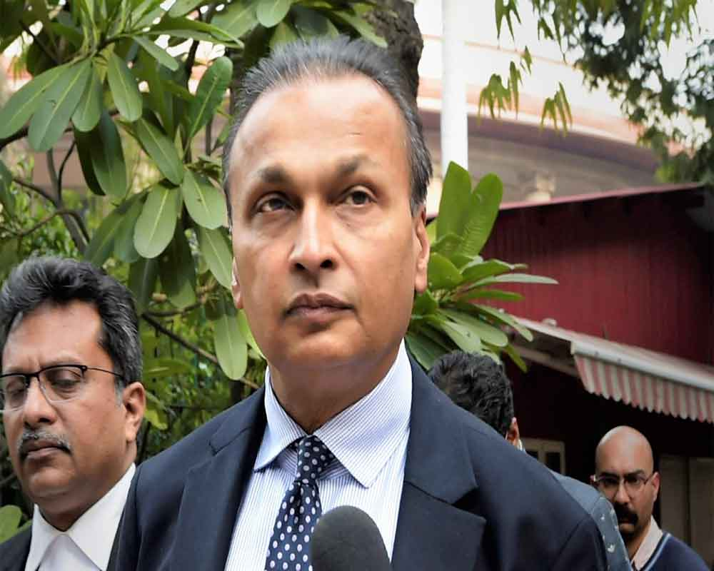 Yes Bank PMLA case: Anil Ambani questioned by ED for 9 hours, called again on March 30