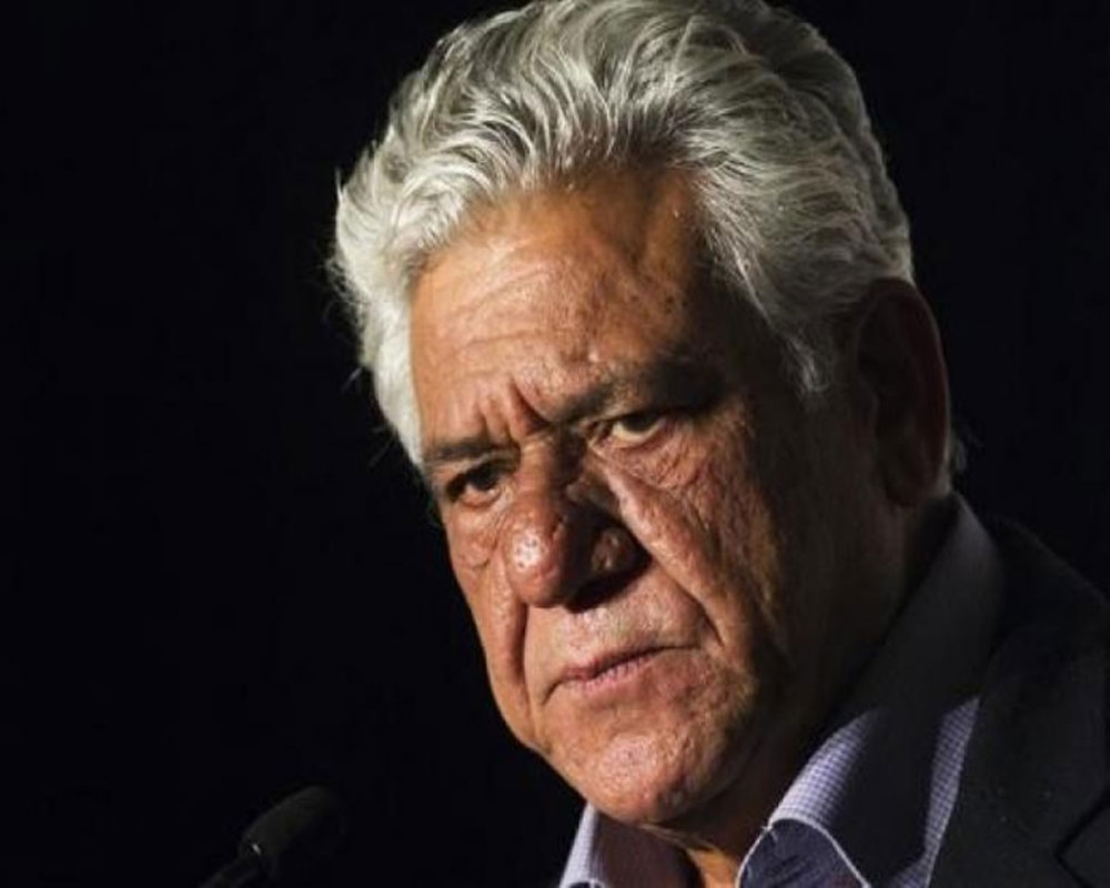 YouTube channel launched on Om Puri's 70th birth anniversary