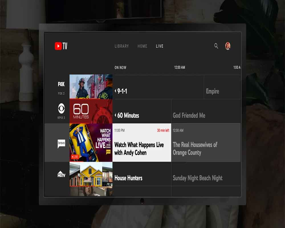 YouTube TV to cancel all App Store subscriptions in March
