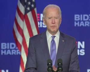 US ready to lead the world and once again sit at the head of the table: Biden