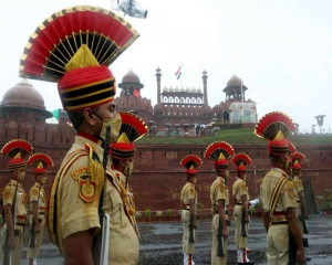 'Do Gaz ki Doori' during I-Day celebrations at Red Fort