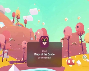 'Kings of the Castle' is the latest addition to Apple Arcade