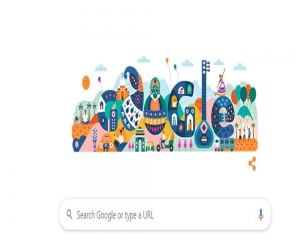 71st R-Day: Google's vibrant doodle showcases diversity, harmony of India