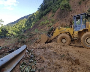 8 dead, 45 missing in Vietnam landslides