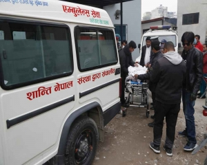 Bodies of eight Indian tourists under postmortem in Nepal; to be flown back on Thursday