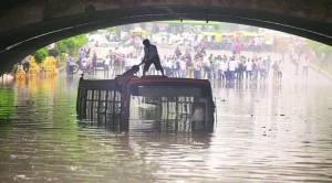A flood of urban woes during the rains