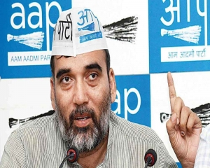AAP will fight all local bodies elections across India to expand base: Gopal Rai