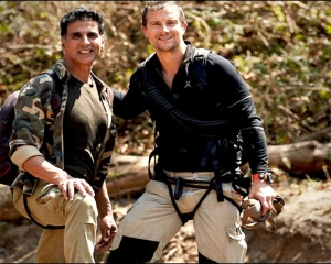 Akshay Kumar episode of Bear Grylls' Into The Wild sets record